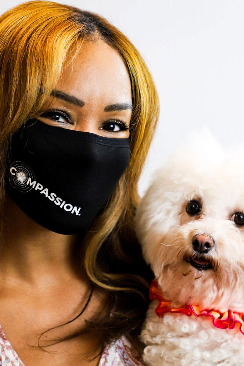 Swaggles Face Masks for Dog Lovers