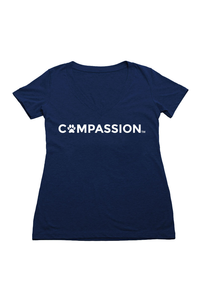 Swaggles Compassion V-neck for Women